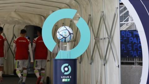 Programmation de la 9ème journée de Ligue 2 BKT