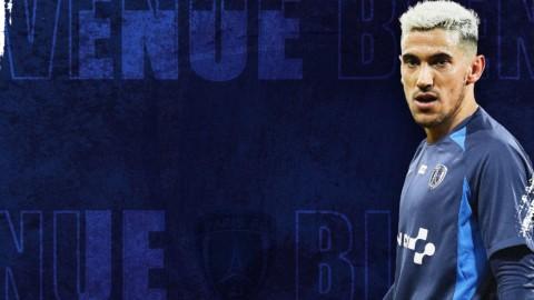 Gaëtan Belaud signe au Paris FC !