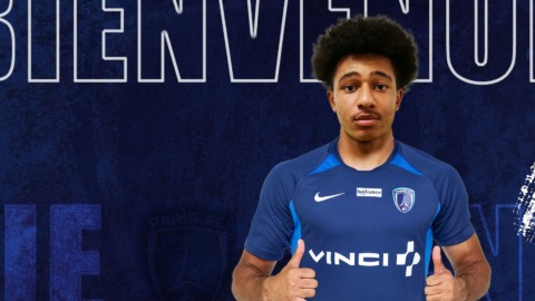Hugo Gambor s'engage avec le Paris FC