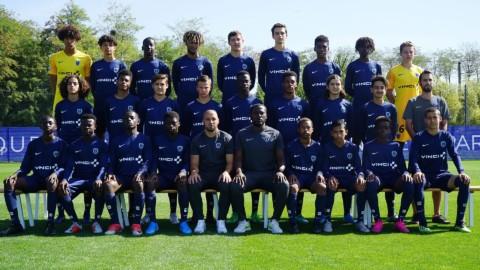Le Paris FC retrouve les U17 Nationaux