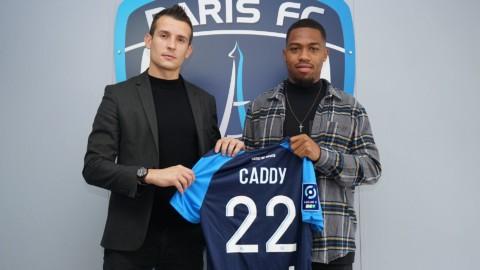 Warren Caddy nouveau parisien