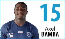 Axel BAMBA