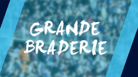 Grande Braderie au Stade Charléty ce vendredi