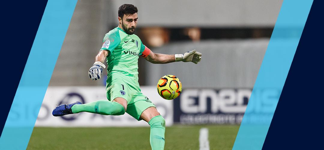 Vincent Demarconnay : «Pas notre plus beau match»