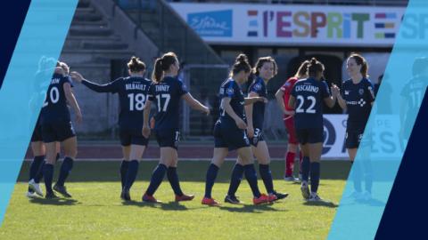 Paris FC – Dijon FCO : Puissance 4