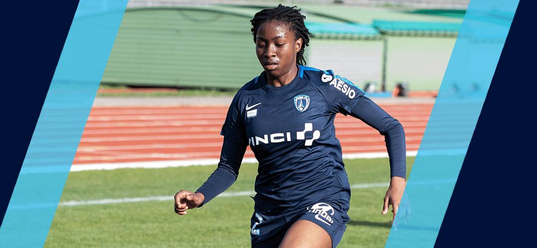 Oriane Jean-François sacrée championne d'Europe U19