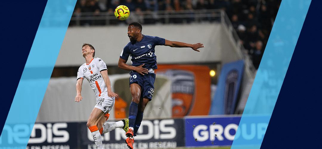 Paris FC – Lorient (2-2) : Un mental d'acier