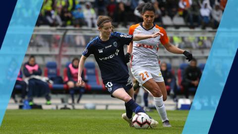 Paris FC – Montpellier : Une défaite amère