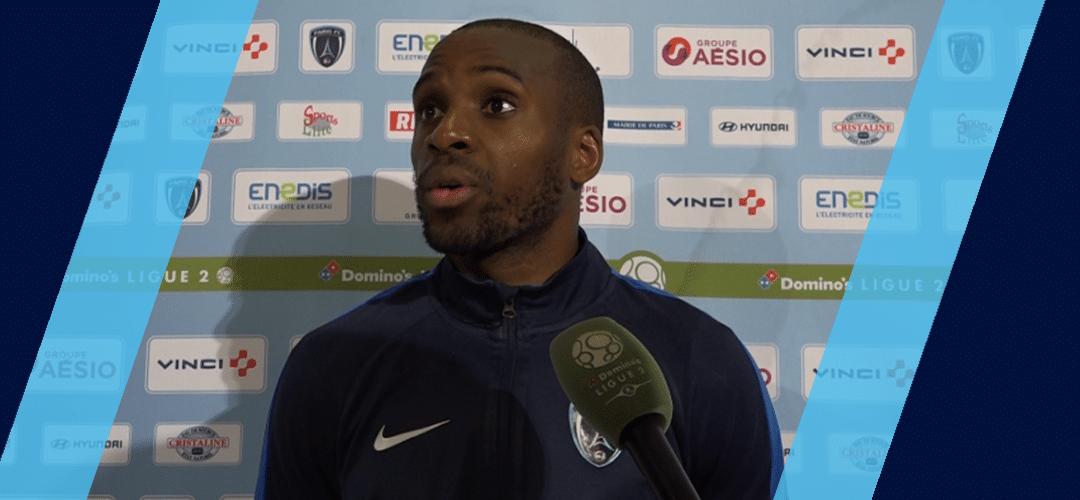 Paris FC – Lorient : Les réactions de Sarr et Mandouki