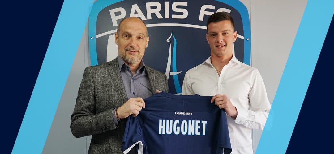 Jean Hugonet signe professionnel