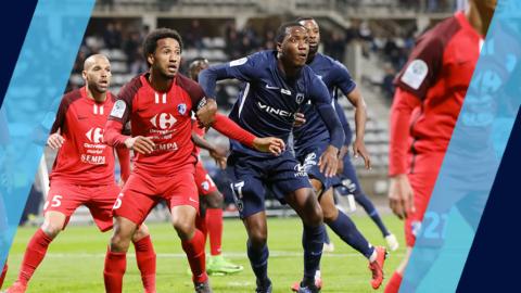 Paris FC – Grenoble : l'album photos