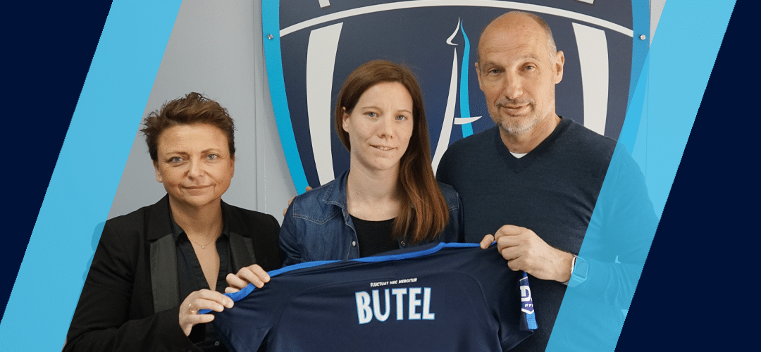 Annaïg Butel, deux ans de plus au Paris FC