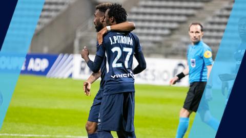 Paris FC – RC Lens : Le groupe parisien