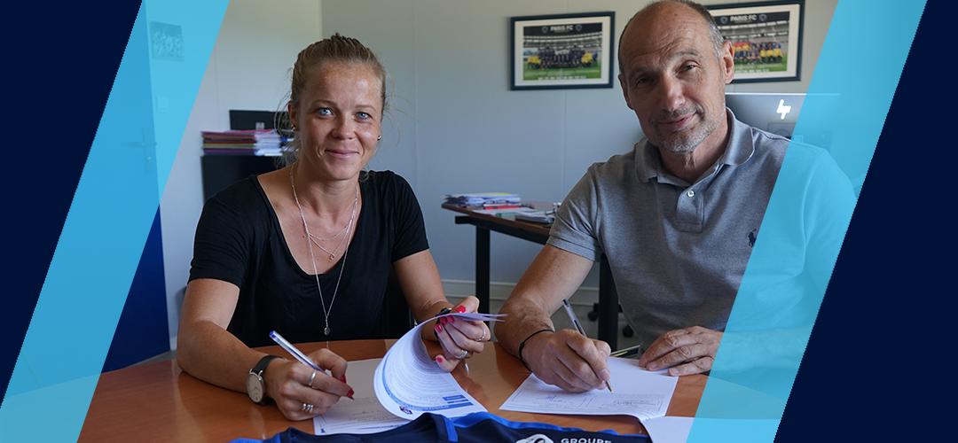 Julie Soyer prolonge une saison au Paris FC