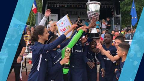 Les U12 remportent la GIF Cup