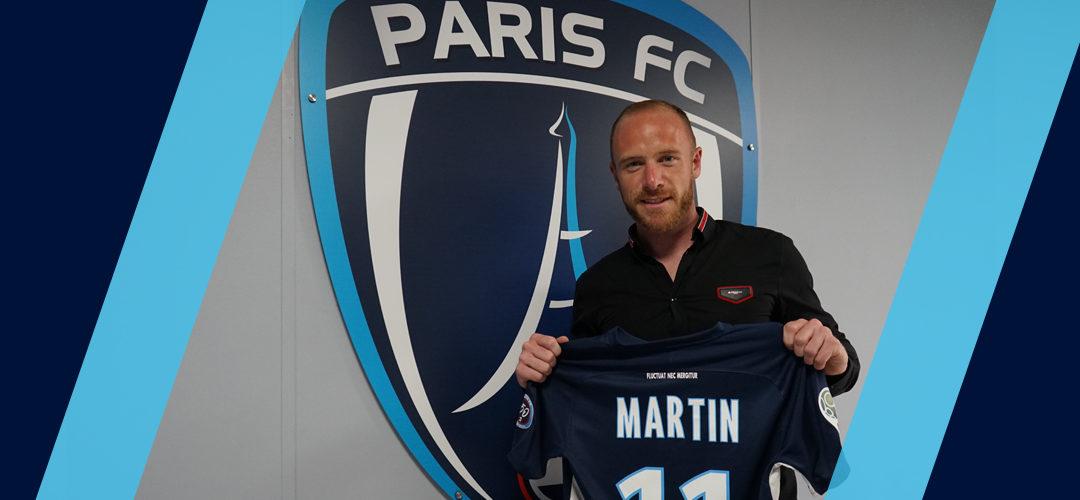 Florian Martin : «J'ai faim de ballon»