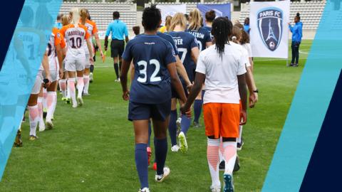 D1 Arkema : Le Paris FC débutera par Dijon