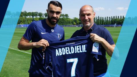 Oussama Abdeldjelil rejoint le Paris FC