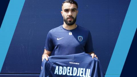 "Oussama Abdeljelil : ""Heureux de rejoindre ce projet"""