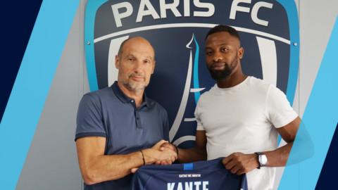 Ousmane Kanté prolonge jusqu'en 2022