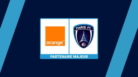 Orange devient Partenaire Majeur de la section féminine du Paris FC