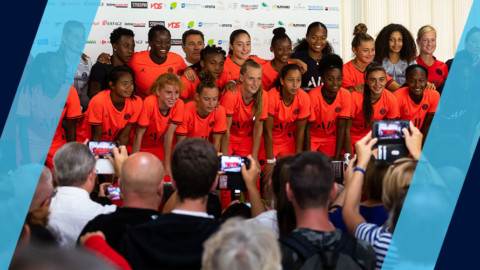 Le PSG remporte l'Essonne Cup 2019