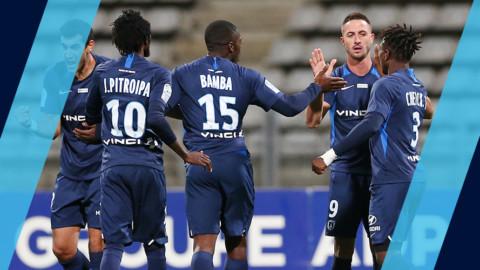 Paris FC – Troyes : Le résumé vidéo