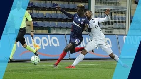 Châteauroux – Paris FC : Enfin lancés