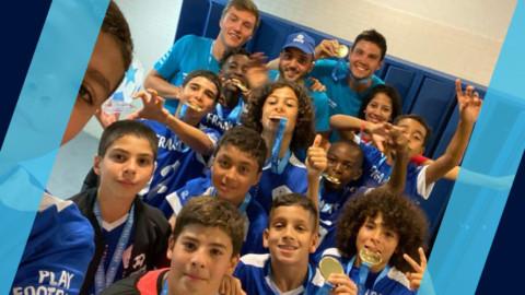 Danone Nations Cup : Nos jeunes terminent troisièmes