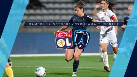 Lyon – Paris FC : Les 19 joueuses retenues