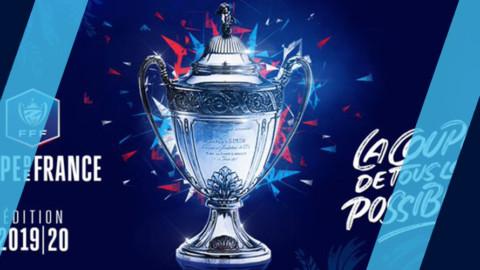 Coupe de France (8ème tour) : Tirage au sort ce mercredi