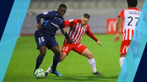AS Nancy L. – Paris FC : Résumé vidéo
