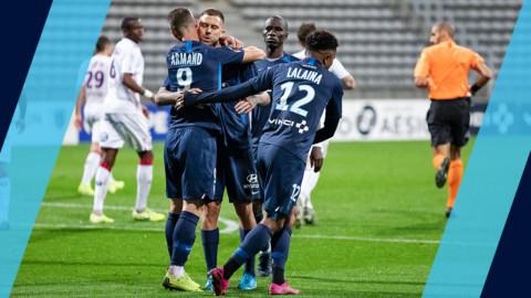 Grenoble – Paris FC : Le groupe parisien