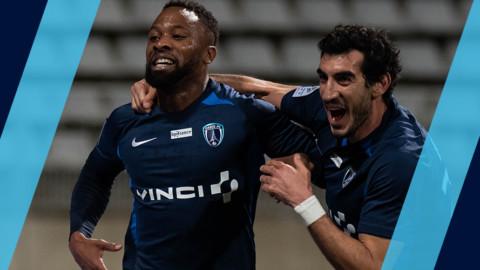 Paris FC – AJ Auxerre : Résumé vidéo
