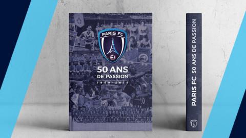 """Achetez le livre """"50 ans de passion"""""""