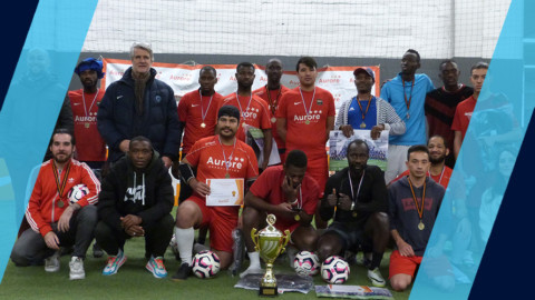 Le Paris FC parrain du championnat de l'intégration et de la solidarité