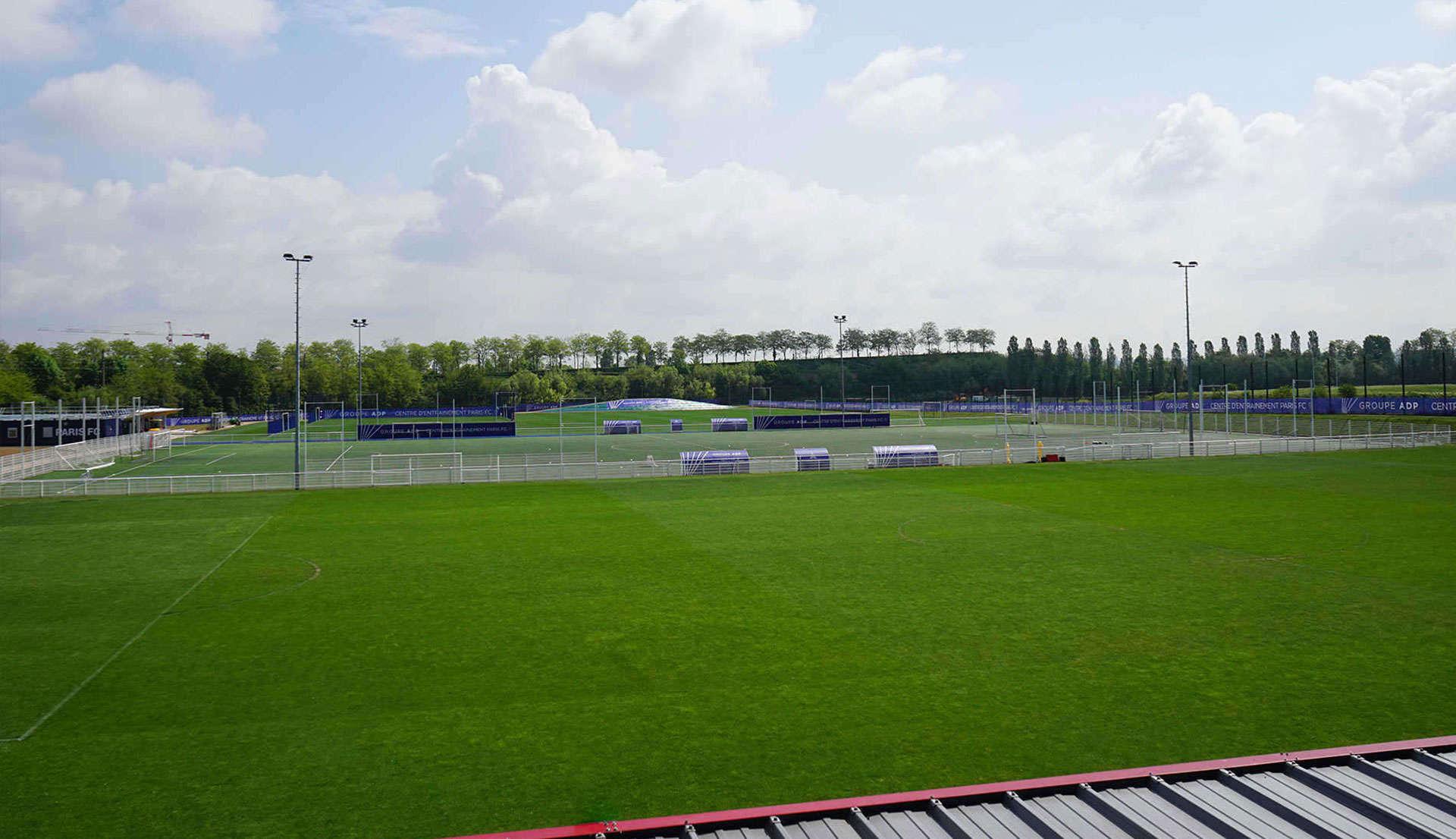 Centre d'entrainement paris fc