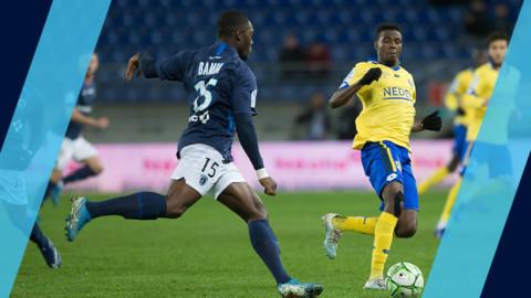 FC Sochaux M. – Paris FC : Résumé vidéo