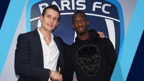 Ibrahim Cissé prêté au Paris FC