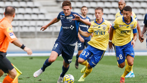 Marko Maletic quitte le Paris FC