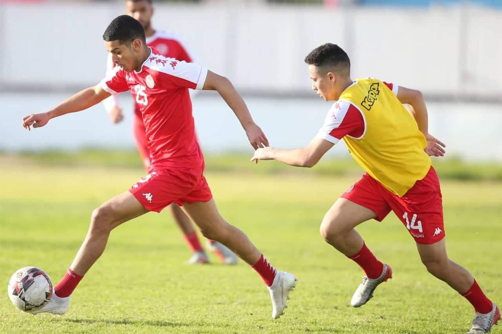 U20 : La Tunisie d'Amine Cherni victorieuse