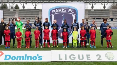 Paris FC – AC Ajaccio : le groupe parisien