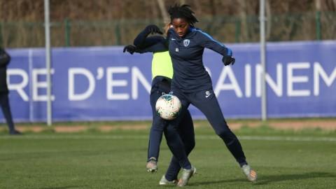 """Oriane Jean-François : """"Grandir ici au Paris FC"""""""