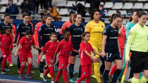 Dijon – Paris FC : Les 18 joueuses convoquées