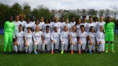 5 Parisiennes sélectionnées en équipe de France U17
