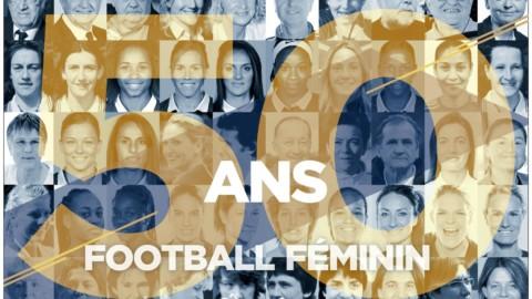 50 ans du football féminin, le club à l'honneur