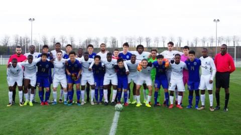 Les U19 Nationaux ont affronté Kokoku