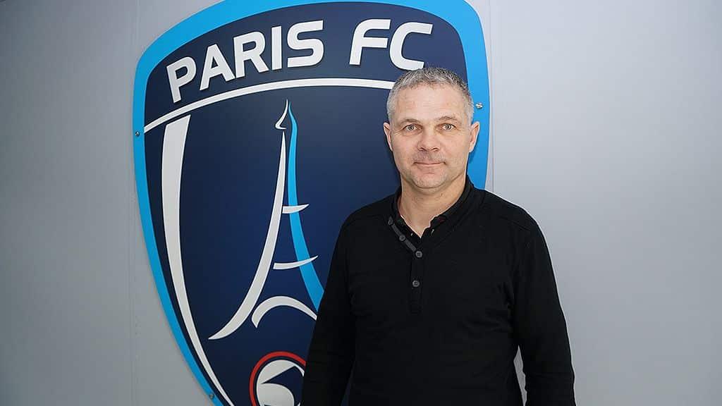 Yves Gergaud nommé coordinateur du recrutement Centre de Formation et  Préformation - Paris FC