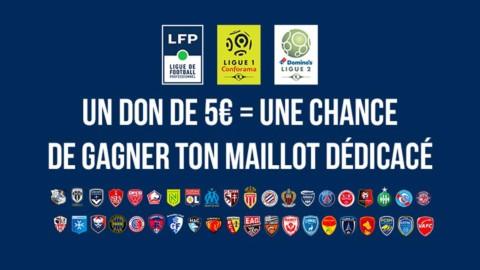 """La LFP lance """"Jouons la collectif pour lutter contre le Covid-19"""""""