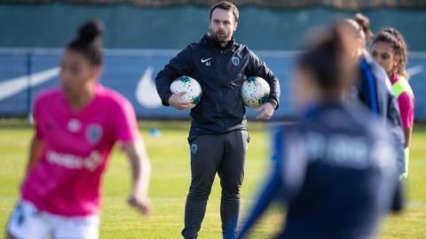 D1 Arkema : Alexandre Lafitte quitte le Paris FC